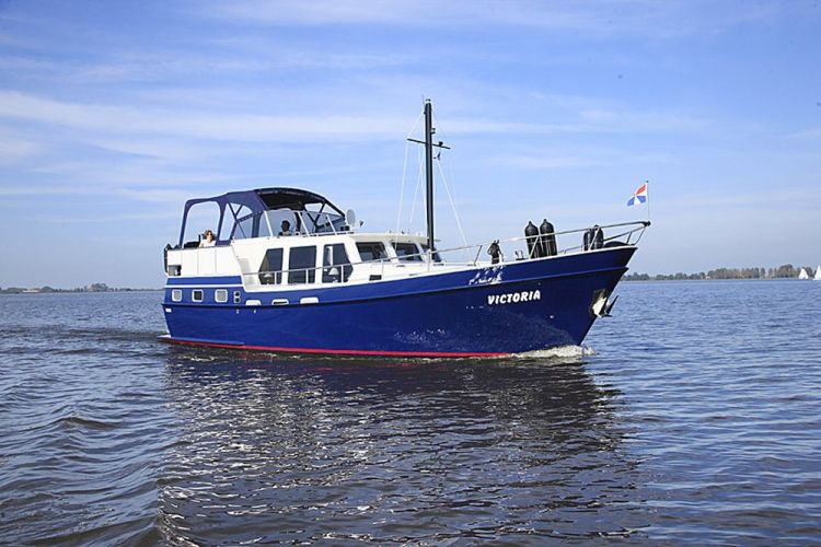Motoryacht Victoria  Yacht mieten Holland